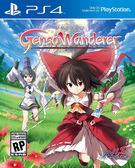 PS4 Touhou Genso Wanderer 東方計劃 不可思議的幻想鄉(美版代購)