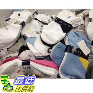 [103玉山網] COSCO POLO RALPH LAUREN SOCKS 女短褲三入(3PK)單一尺寸(ONE SIZE) C771815 $397
