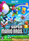 Wii U-二手片 新超級瑪利歐兄弟 U 日文版 PLAY-小無電玩