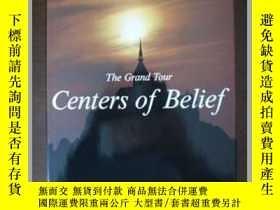 二手書博民逛書店Centers罕見of Belief: The Grand To