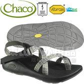 Chaco VYM02-HA38濾屛灰  男冒險旅遊涼鞋-Z2夾腳款