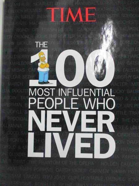 【書寶二手書T1/原文書_JQV】The 100 Most Influential People Who Never Lived