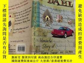 二手書博民逛書店the罕見wonderful story of henry sugar and six more :亨利·蘇格和另