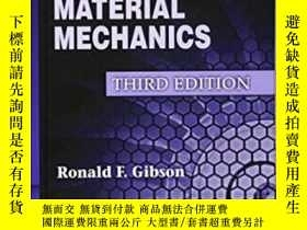 二手書博民逛書店Principles罕見Of Composite Material Mechanics, Third Editio