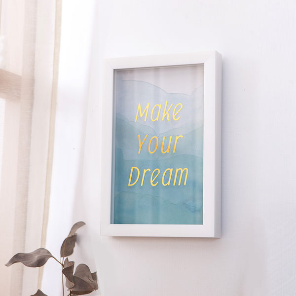 Make your dream掛畫-生活工場