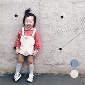 牛仔吊帶褲包屁衣+帽子 橘魔法 Baby magic 現貨 童裝 嬰兒 新生兒