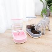 貓咪飲水器流動不插電寵物自動飲水機貓水碗寵物喝水器自動喂食器 【快速出貨】
