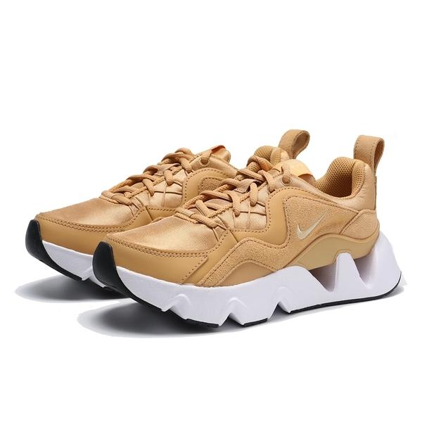 (偏小建議大半號) NIKE 休閒鞋 WMNS RYZ 365 大地色 麂皮 鋸齒 孫芸芸 運動 女 (布魯克林) BQ4153-701