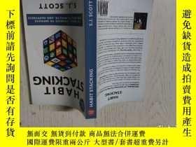 二手書博民逛書店habit罕見stacking 2007 edition(習慣疊