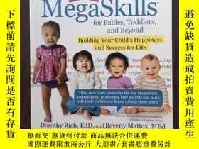 二手書博民逛書店MegaSkills罕見for Babies, Toddlers, and Beyond: Building Yo