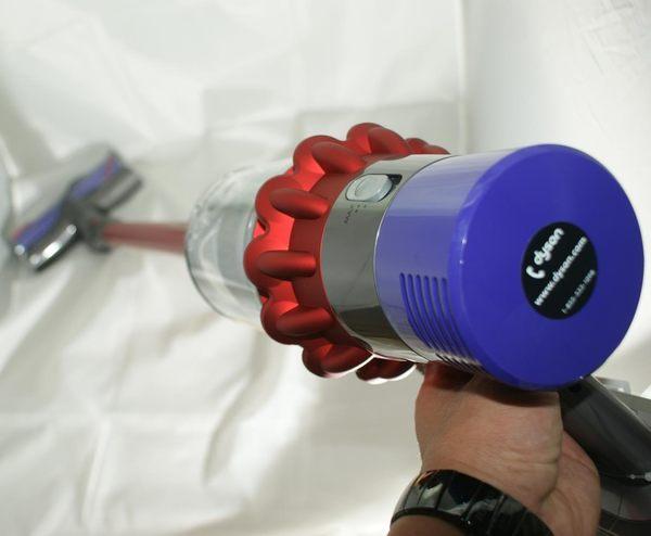 Dyson Cyclone V10 Motorhead 無線手持吸塵器 HEPA 內附三吸頭
