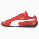 PUMA Ferrari Speedcat 女鞋 賽車 經典 法拉利 麂皮 紅【運動世界】30679602