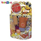 玩具反斗城 棒棒貼按壓貼紙機 - 黃色笑臉