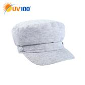 UV100 防曬 抗UV-復古質樸貝雷帽
