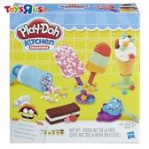 玩具反斗城 HASBRO 培樂多廚房系列美味冰品組