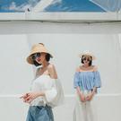 Queen Shop【01096800】立體紋路純色兩穿上衣 三色售*現+預*
