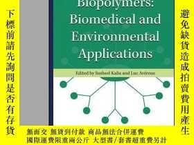 二手書博民逛書店Biopolymers:罕見Biomedical and Environmental Applications