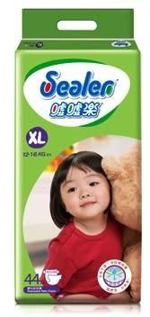 噓噓樂 透氣輕柔乾爽 XL44片/包【6包/箱】【台安藥妝】