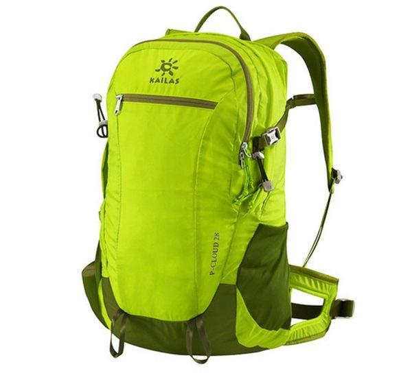 【Kailas】祥雲 P-CLOUD 透氣背包 28L『檸綠』KA30035 登山 露營 休閒 旅遊 戶外