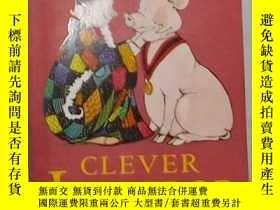 二手書博民逛書店英文原版罕見Clever Lollipop by Dick Ki