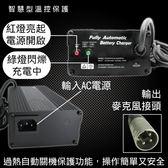 SW系列24V4A充電器(四輪電動車專用) 鋰鐵電池/鉛酸電池 適用 (120W)