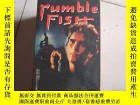二手書博民逛書店RUMBLE罕見FISHY9890 出版1975