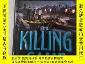 二手書博民逛書店The罕見Killing Game 殺人遊戲,伊莉瓊森,英文原版
