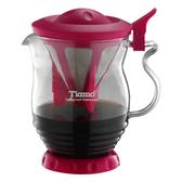 金時代書香咖啡  Tiamo 極細濾網 分享壺 350ml 通過SGS檢測  HG1968