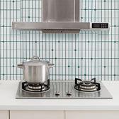 ♚MY COLOR♚ 廚房鋁箔防油煙壁紙 居家 廚房 衛生 防潮 鋪墊 桌墊 貼紙 防汙【N342】