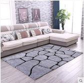 加密加厚韓國絲亮絲圖案地毯客廳茶幾地毯臥室床邊防滑地毯(圖案三)