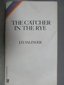 【書寶二手書T8/原文小說_MNU】The Catcher in the Rye_J.D.Salinger