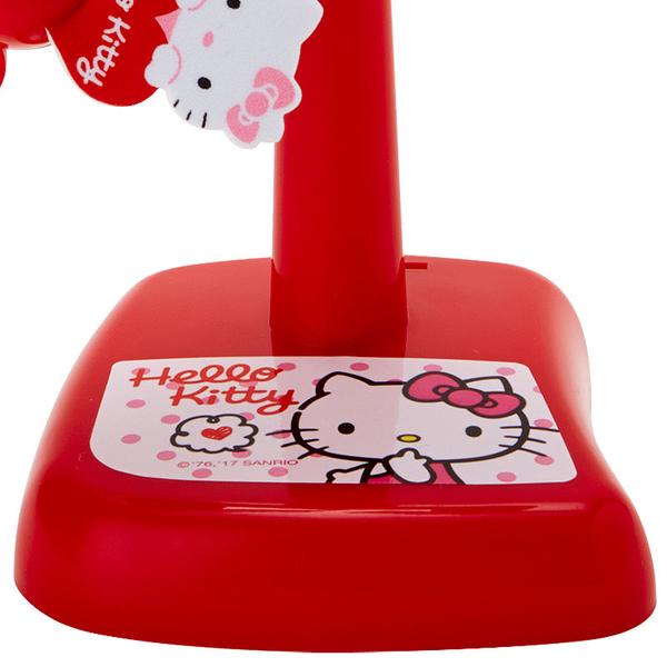 凱蒂貓 桌上型電風扇 新品 Kitty Sanrio 日本正版 該該貝比日本精品