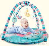 嬰兒玩具0-6-12個月健身架器腳踏鋼琴寶寶0-1歲益智早教igo    琉璃美衣
