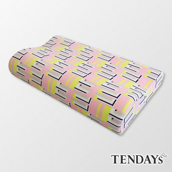 TENDAYs 柔眠枕(普普紅記憶枕 8/10cm可選)