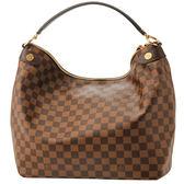 全新Louis Vuitton LV N41861 Duomo Hobo 棋盤格紋單把拉鏈肩背包 全新 預購