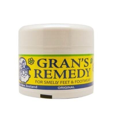 【速捷戶外】Gran's Remedy 紐西蘭神奇除臭粉 - 原味 由紐西蘭進口的神奇除鞋腳臭粉