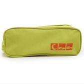 ♥巨安網購♥【BF518E1E1E855 】透明可視防水收納袋鞋包旅行鞋袋長款