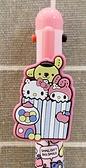 【震撼精品百貨】Hello Kitty 凱蒂貓~日本三麗鷗 KITTY 造型3C筆/3用原子筆/自動鉛筆-扭蛋機#22256