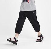 男童七分褲 男童七分褲2021新款夏裝純棉中大童休閒短褲【快速出貨八折搶購】