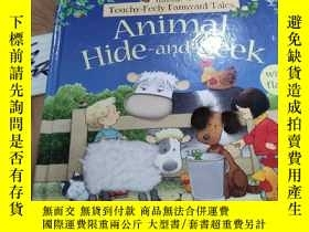 二手書博民逛書店animal罕見hide-and-seekY15335 見圖 見圖