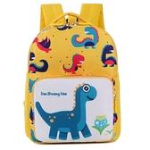 恐龍書包幼稚園輕便背包兒童男寶寶兒童雙肩包【少女顏究院】