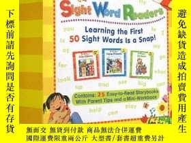 二手書博民逛書店英文原版罕見Scholastic Sight Word Read