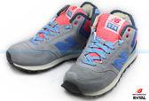 New Balance 574 新竹皇家 灰色 麂皮 內刷毛 輕量 慢跑鞋 女款 NO.I7141