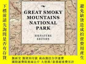 二手書博民逛書店Great罕見Smoky Mountains National Park Signature EditionY