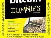 二手書博民逛書店Bitcoin罕見For DummiesY410016 Prypto ISBN:9781119076148