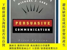 二手書博民逛書店Persuasive罕見CommunicationY364682 Erwin P. Bettinghaus W
