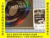 二手書博民逛書店CALCULUS罕見微積分 第8版 英文原版數學教材 美國原版教