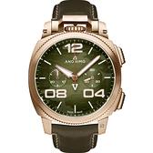 Anonimo Militare Chrono 計時機械青銅腕錶 AM102301002A05