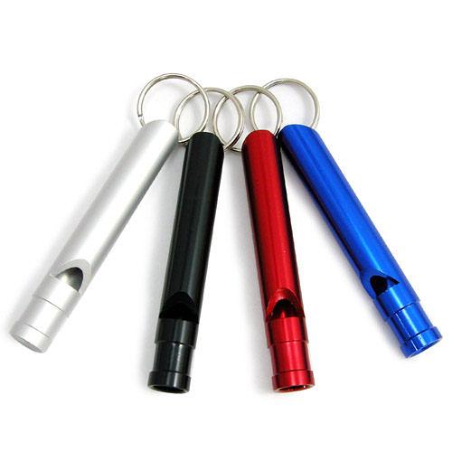 【客製化100個含雷射雕刻] 鋁製隨身口哨鑰匙圈   宣導品 禮贈品 HFPWP S1-11012-100