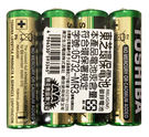 東芝環保電池3號4入...